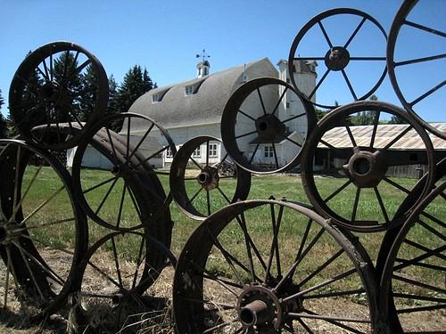 Dahmen Barn - Uniontown