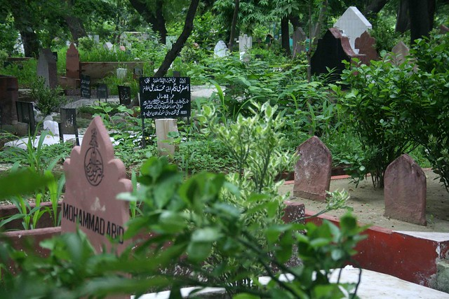 City Reading – The Delhi Proustians XXVII, ITO Graveyard