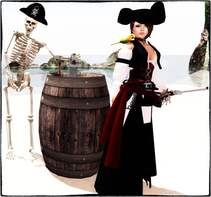 Pirates 1-4