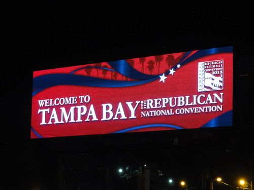 Welcome to Tampa Bay for the RNC