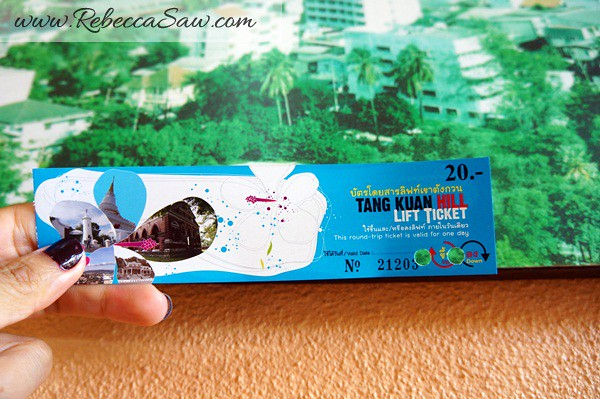 Singora Tram Tour - songkhla thailand- tang kuan hill-003
