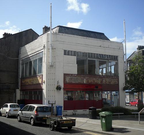 Art Deco Former Bakery, Bo'ness