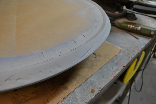 Shield of Whiterun Couchtisch von Volpin Props  olafsons