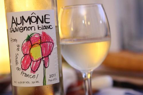Aumone Sauvignon Blanc (2011)