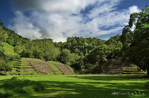 méxico veracruz piramide arqueología cuajilote