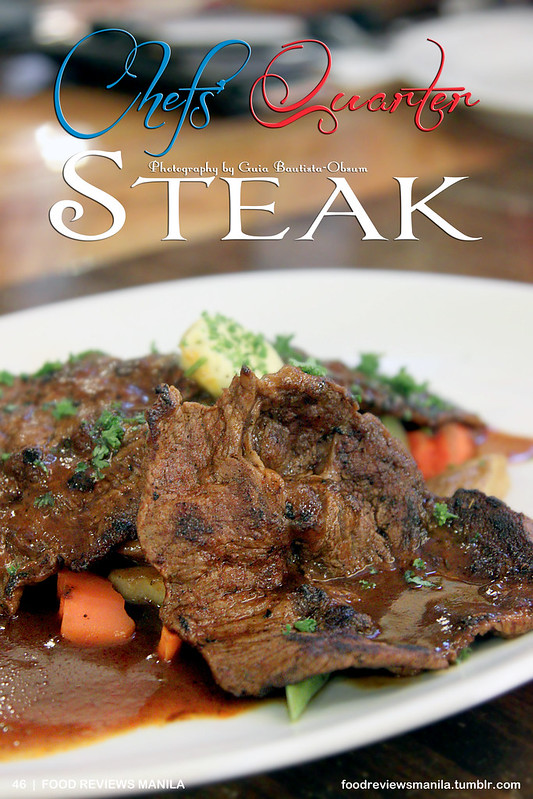 Chefs' Quarter Steak