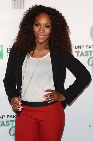 Serena+Williams+13th+Annual+BNP+PARIBAS+TASTE+y-SSACseHhOl