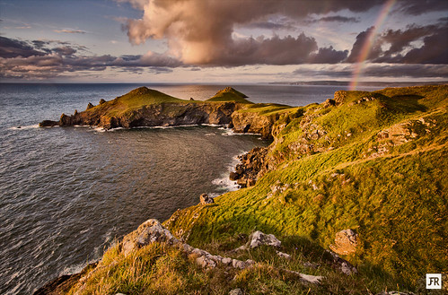 Rumps Point, Cornwall, UK