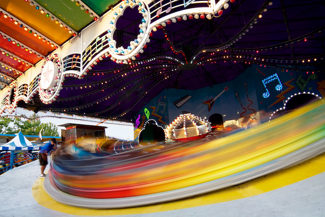 Today in Vancouver Part 2: Swingers and Spinners | The PNE Fairgrounds