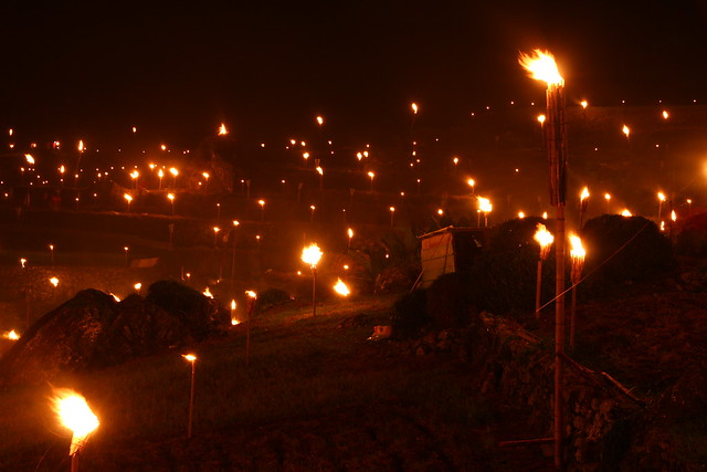 Tanada Fire Festival