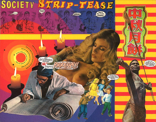 Society Strip-Tease by What Would Jesus Glue?
