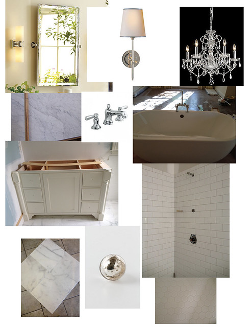 Master Bath Selections