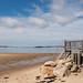 Beach at Wellfleet II by jvradelis