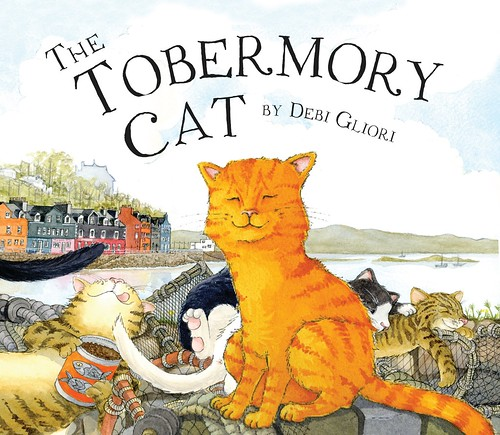 Debi Gliori, The Tobermory Cat