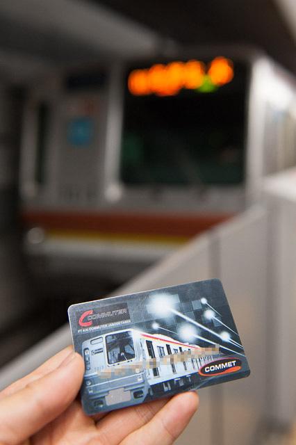 PT. KAI Commuter Jabodetabek - Kartu Commet