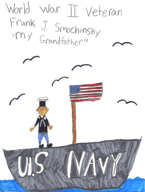 Veterans day essay contest