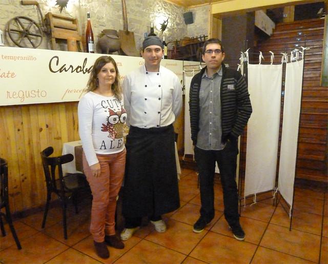 Entrevista a Restaurante Arroceria Caroba