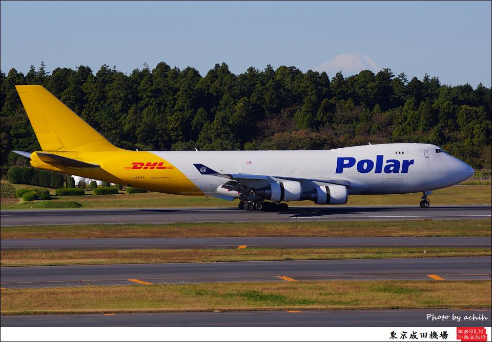 Polar Air Cargo N451PA貨機008