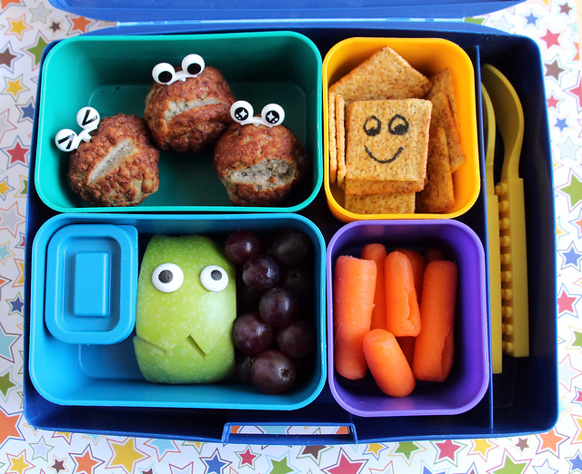 Big Kid Mealball People Bento #887