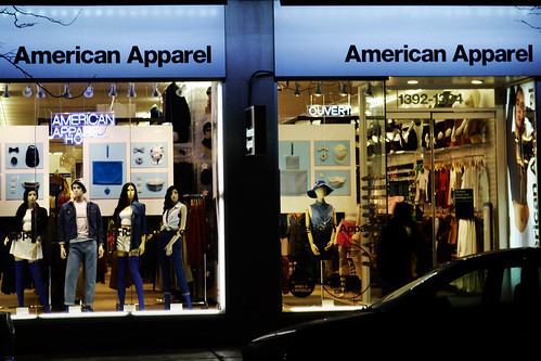 American Apparel Store Canada