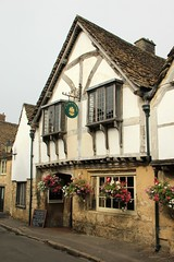 Lacock Village & Abbey (NT) 25-09-2013