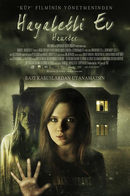 Hayaletli Ev - Haunter (2014)