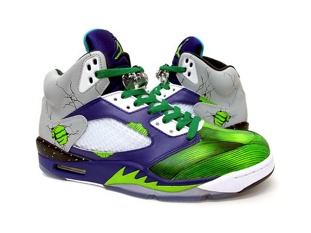"""Air 'Smash 2"""" Jordan V"""