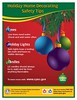 Holiday Home Decorating Safety Tips by USCPSC