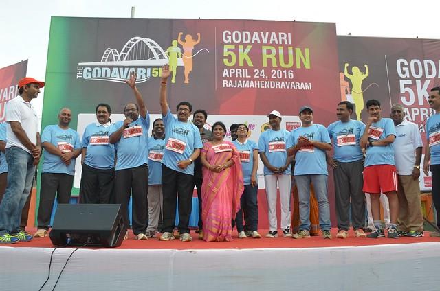 Godavari 5k Run - 2016