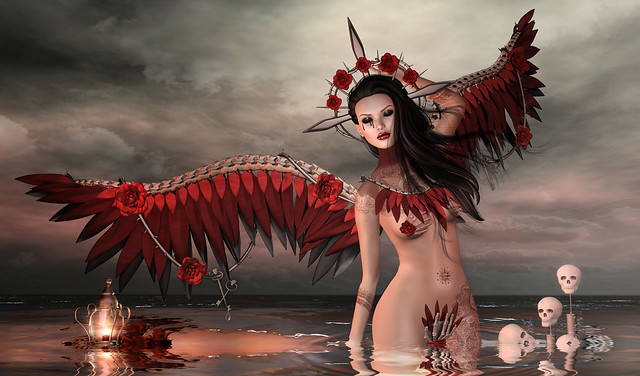 Bloody Angel...
