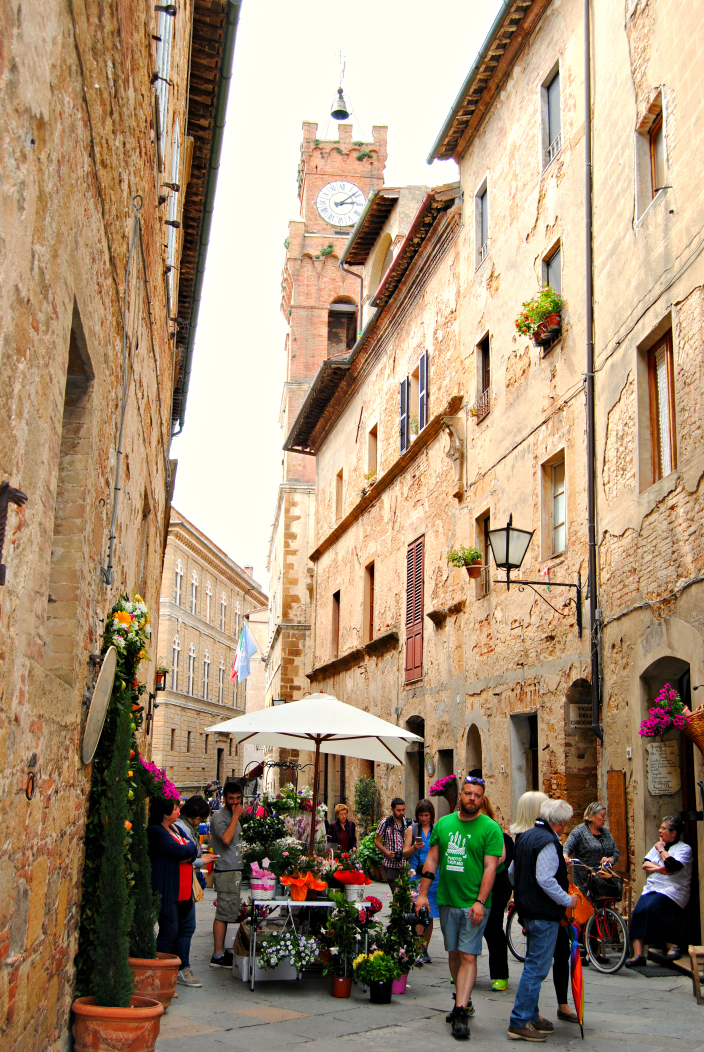 Pienza_Tuscany, Itay (002)
