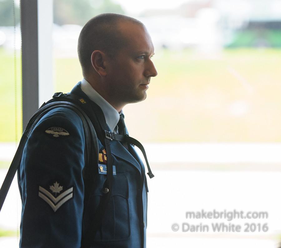Governor General David Johnston at the AC - May 2016 255