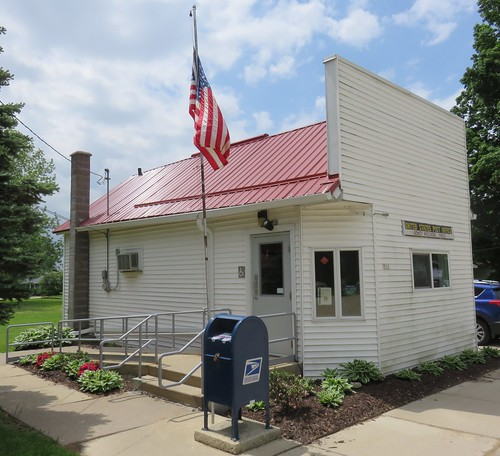 Post Office 53580 (Rewey, Wisconsin)
