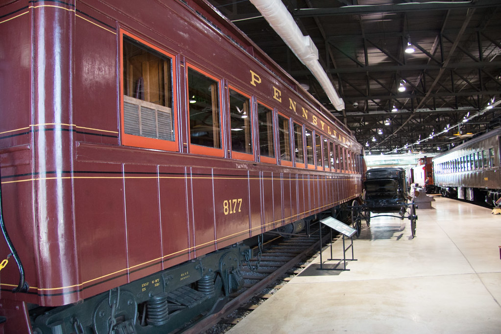 Pennsylvania Railroad Museum Review