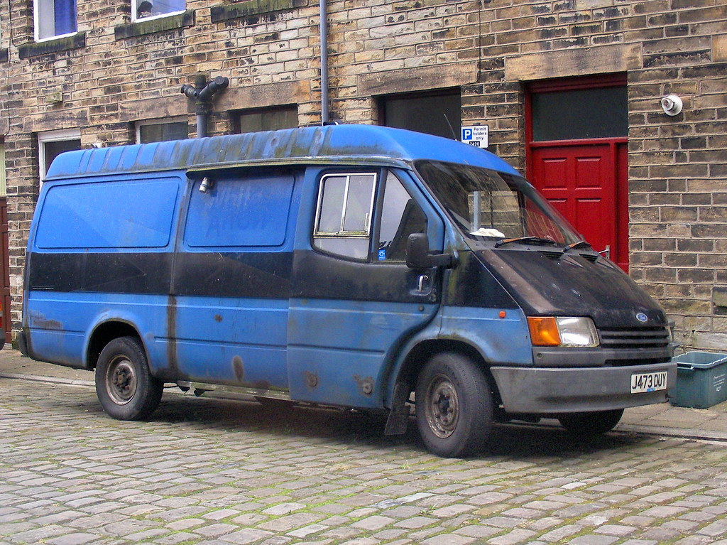 Ford Transit Van >> Lawrence Peregrine-Trousers's most interesting Flickr photos | Picssr