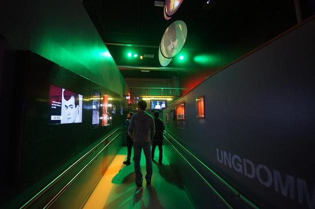 Popsenteret i Oslo presenterer norsk pophistorie på en spennende måte.