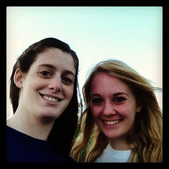 Mar 22, 2012 - mini #campmystic reunion with @maddiewright5