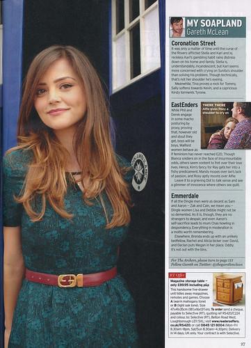 Radio Times 2012-03-12 Jenna Louise Coleman 2