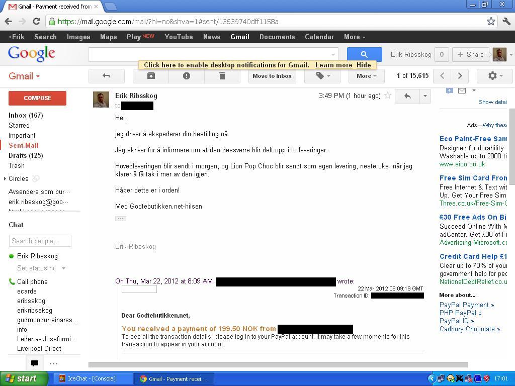 mer fra godtebutikken.net