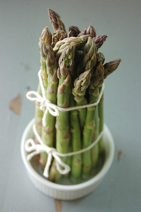 asparagus-tied