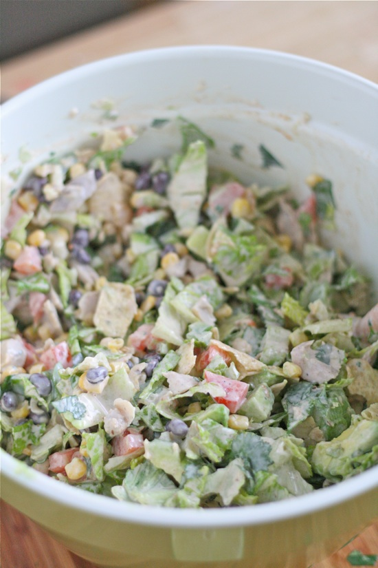 sw chop salad 8