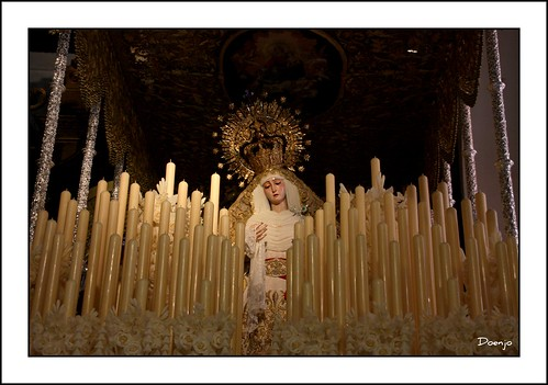 María Santísima del Rosario en sus Misterios Dolorosos (Monte-Sión)