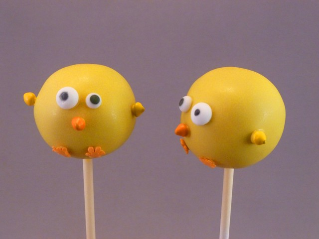 Chick Cake Pops Images : Chick Cake Pops Flickr - Photo Sharing!