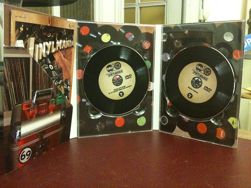 Vinylmania special edition double dvd