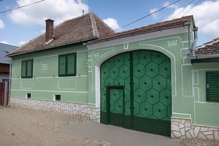 1948 Romanian house