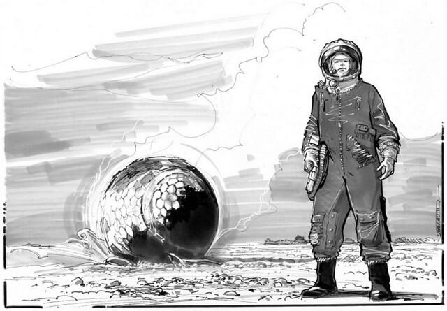 Vostok-Gagarine