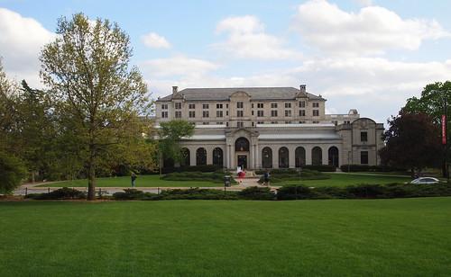 Memorial Union, Iowa State University