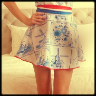 Dutch Girl Skirt