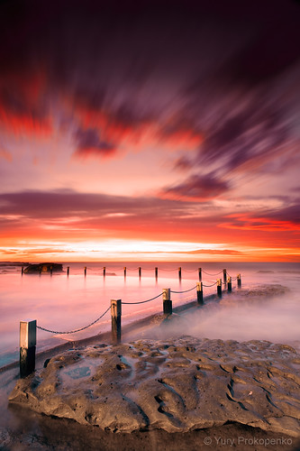 Red Dawn by -yury-