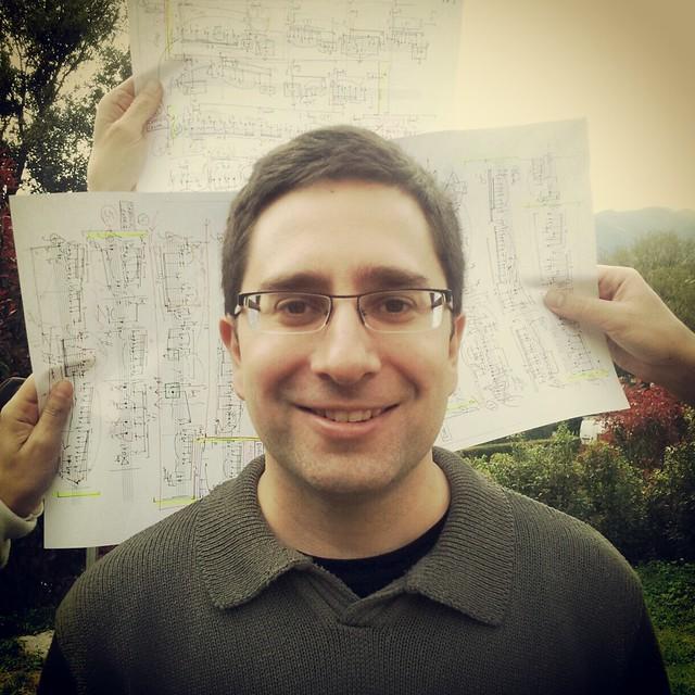Hèctor Parra, compositor.